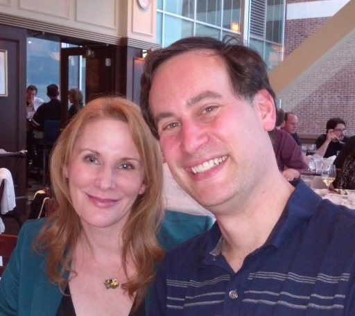 With David Levithan
